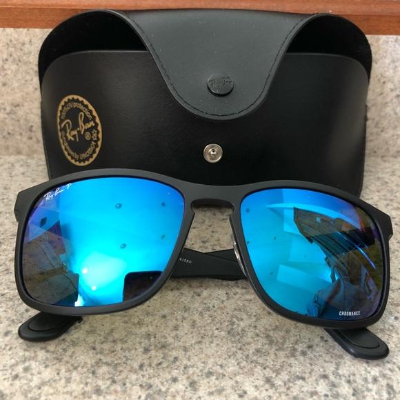 568904c7fa260d Ray-Ban Accessories - Rayban polarized sunglasses - Chromance Lens